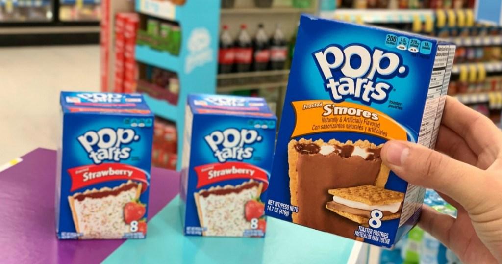 Kellogg's Pop Tarts at Walgreens