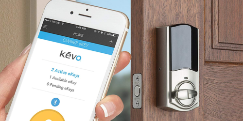 50% Off Smart & Electronic Door Locks + Free Shipping