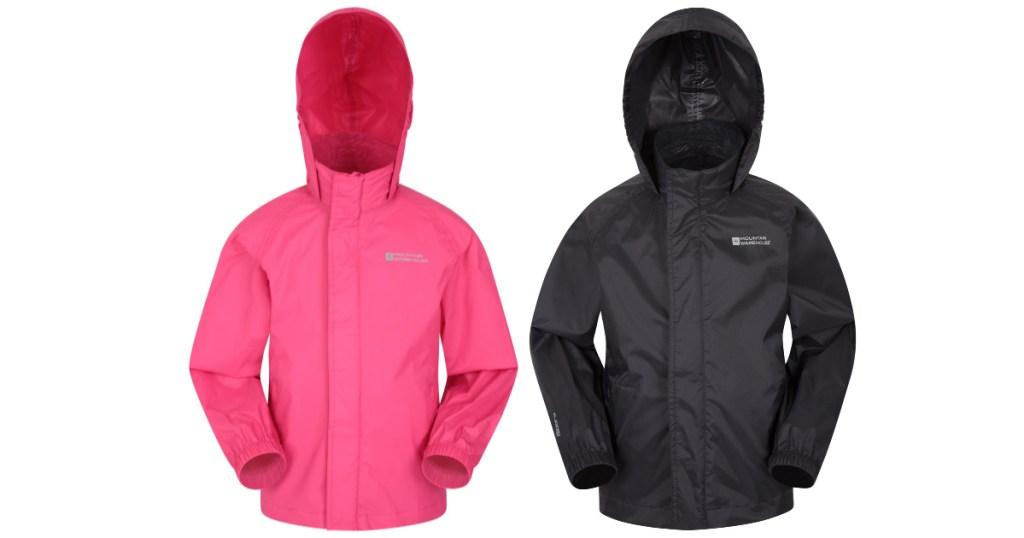 2 kids pakka jackets