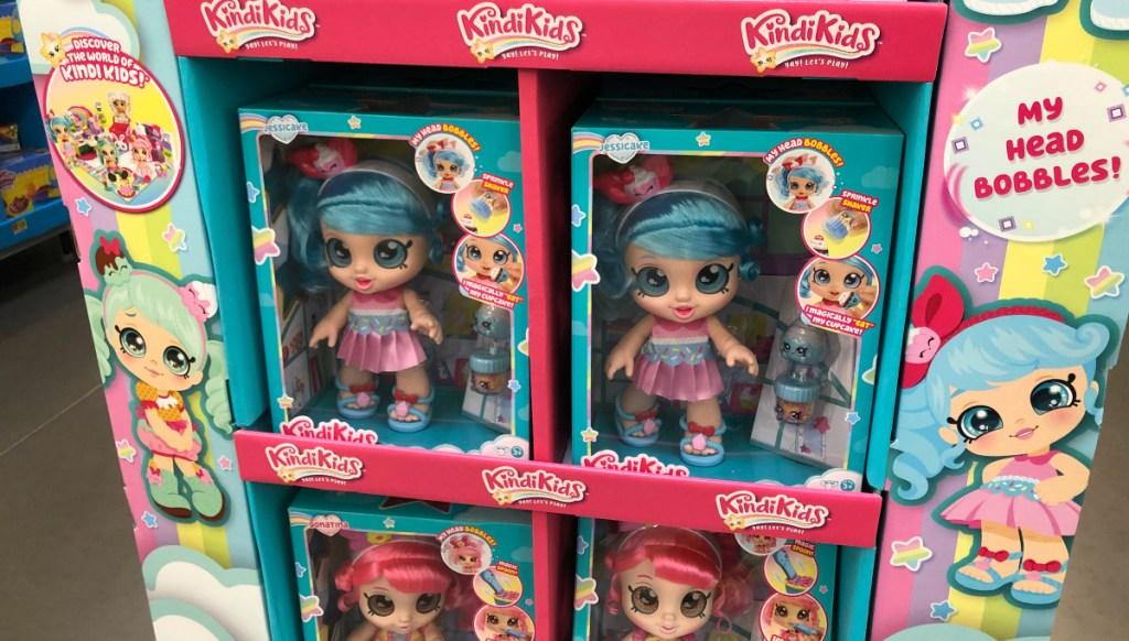 KindiKids dolls