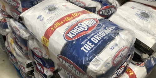 Kingsford 40-Pound Charcoal Briquettes Just $16.88 at Home Depot