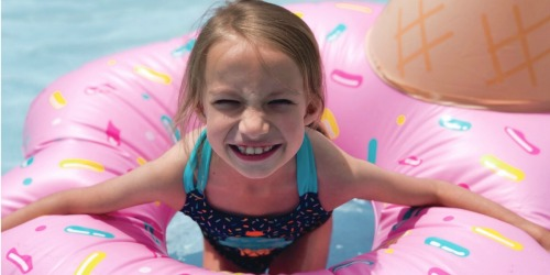 $100 Worth of BigMouth Inc. Pool Floats Just $49.96 AND Earn $10 Kohl's Cash
