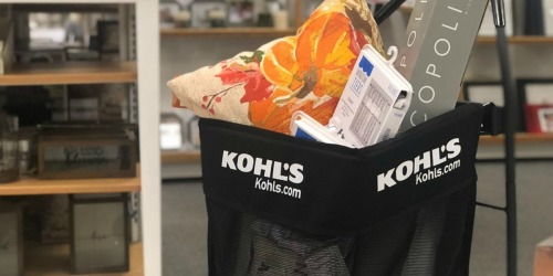 Up to 40% Off Your Entire Kohl's Purchase (Check Your Hip2Save Email for Mystery Code)