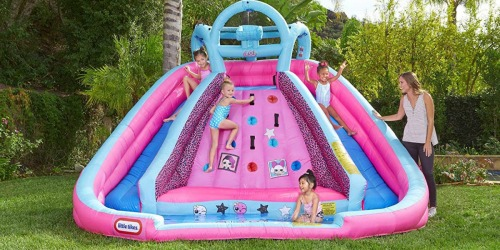 L.O.L. Surprise! Inflatable Water Slide Only $191.40 Shipped at Amazon (Regularly $550)