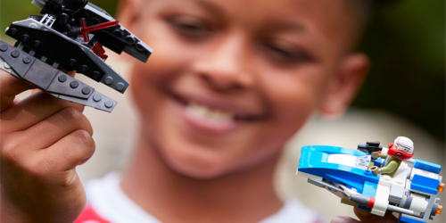 LEGO Star Wars Microfighters Building Kit Only $11.99 (Regularly $20)