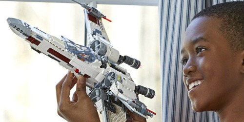 LEGO Star Wars X-Wing Starfighter Set Just $54.99 Shipped (Regularly $80) | Awesome Reviews
