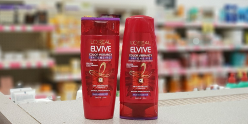 L'Oréal Elvive Hair Care Only $1.50 Each at Walgreens