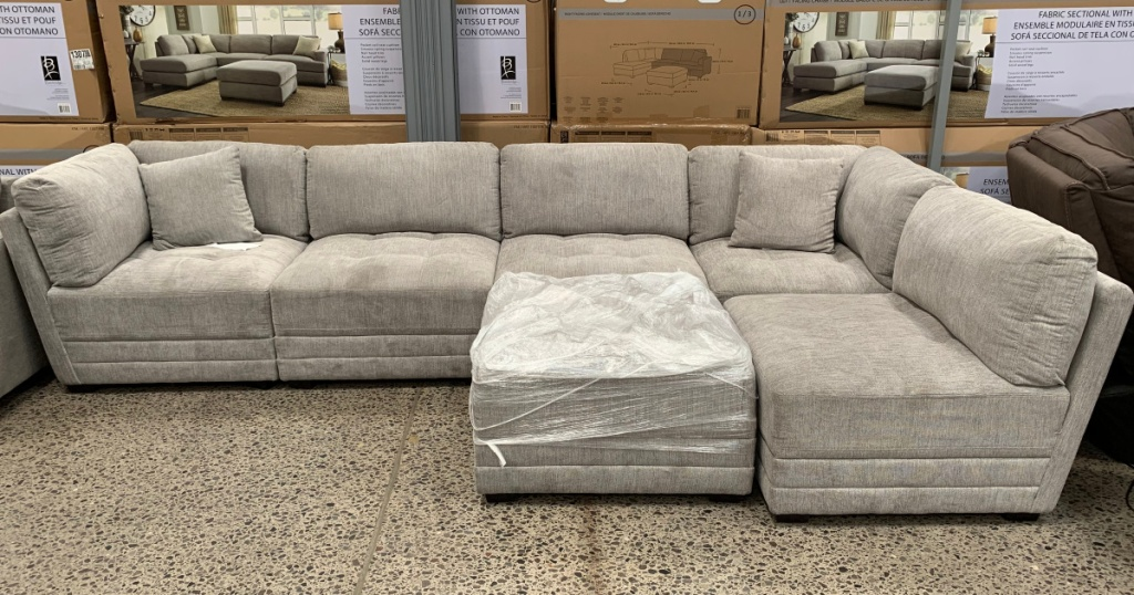 lenora sectional at costco