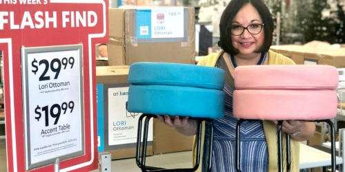 At Home, The Home Décor Superstore, is Hosting a Huge Furniture Clearance Event