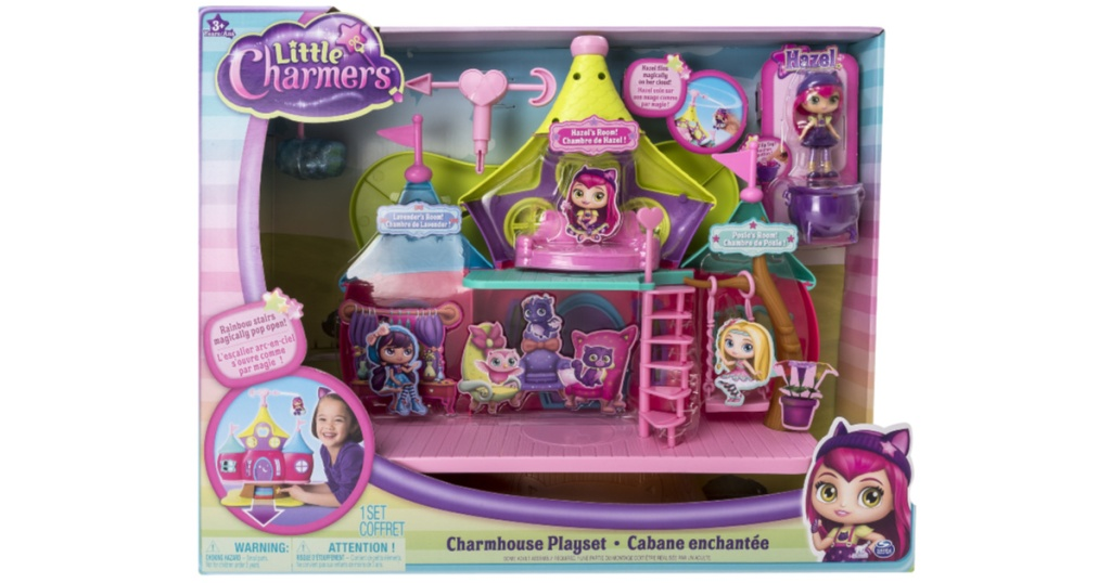 little charmers playset