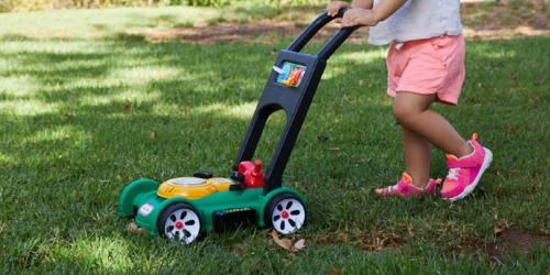 Little Tikes Gas N Go Mower Only $17 at Walmart | Awesome Reviews
