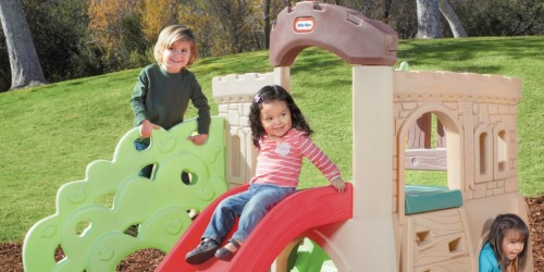 Little Tikes Rock Climber & Slide Just $129.99 Shipped (Regularly $220) + More