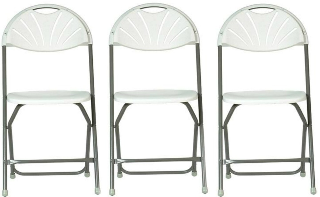 Living Accents Chairs in white