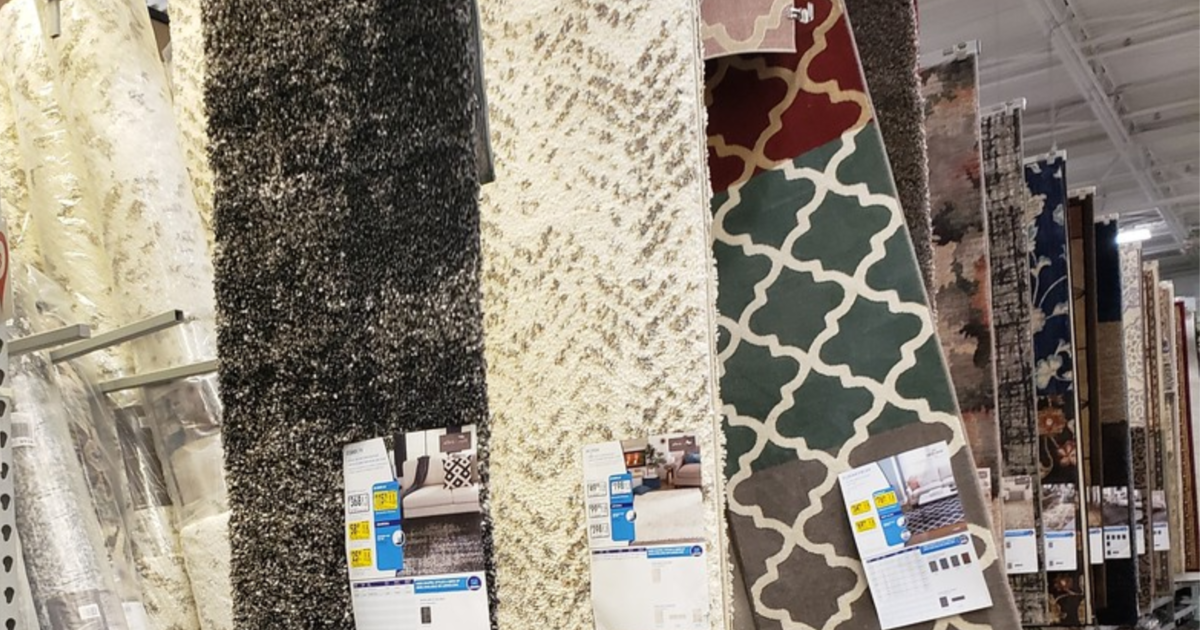Lowe S 50 Off Clearance Area Rugs For Your Home