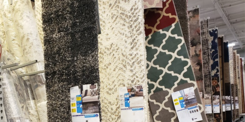 50% Off Clearance Area Rugs at Lowe's (Designs for Every Decor Style!)