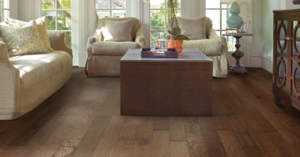 Over 75 Off Hickory Engineered Hardwood Flooring At Lowe S Hip2save