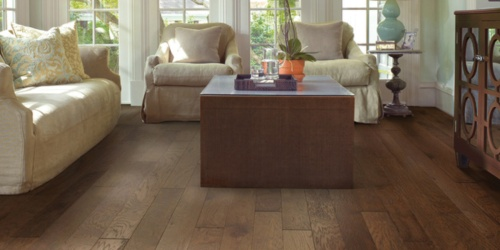 Over 75% Off Hickory Engineered Hardwood Flooring at Lowe's