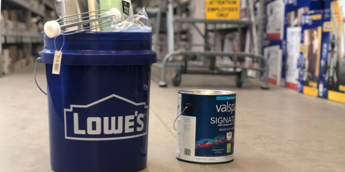 Up to a $45 Rebate w/ Paint, Stain & Floor Coatings Purchase at Lowe's