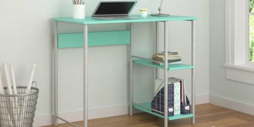 Mainstays Basic Student Desk Only $29 at Walmart (Regularly $50)