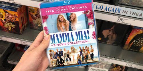 Mamma Mia 2-Movie Blu-Ray + Digital Collection Only $9.99 on Amazon