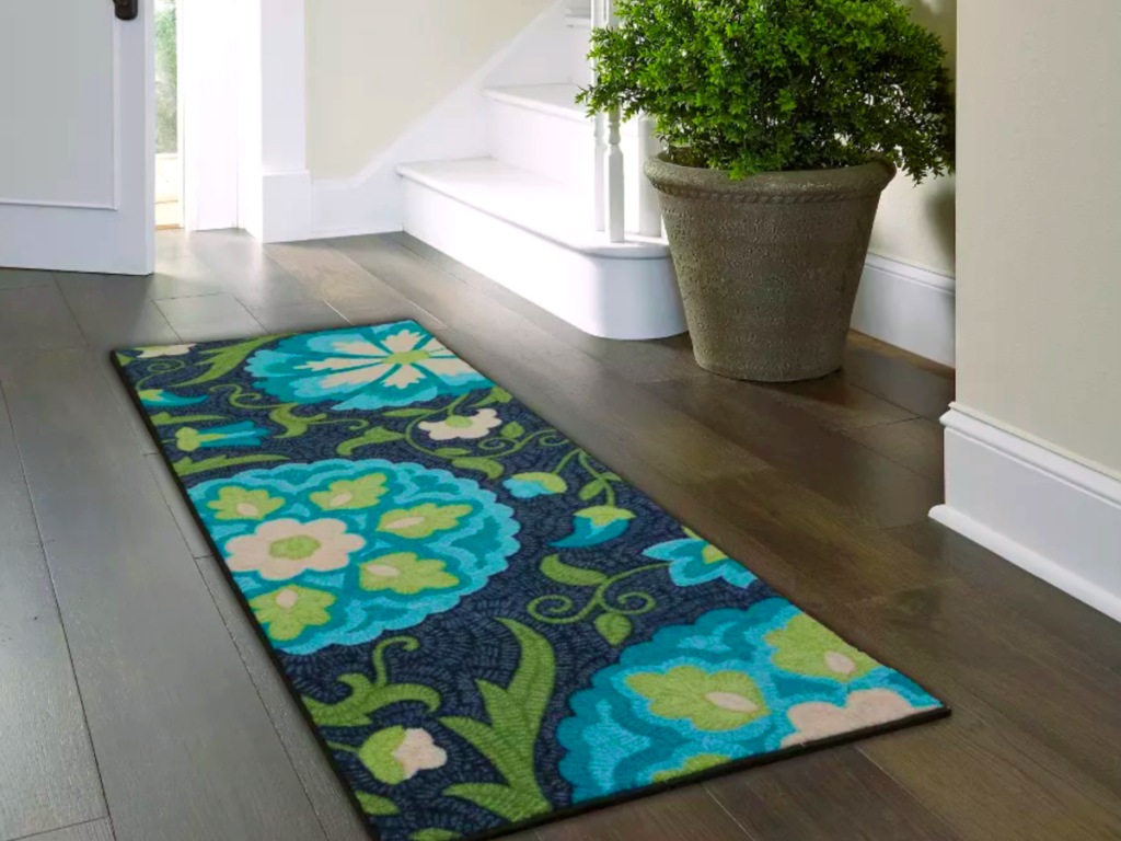 Maples Rugs Floral Area Rug