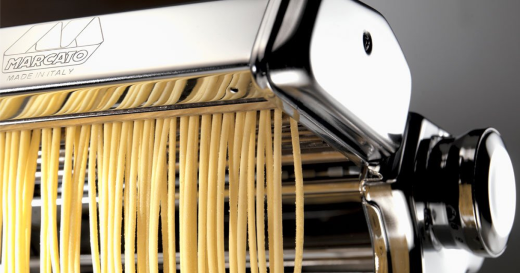 Marcato 180 Atlas Pasta Machine with Pasta Cutter