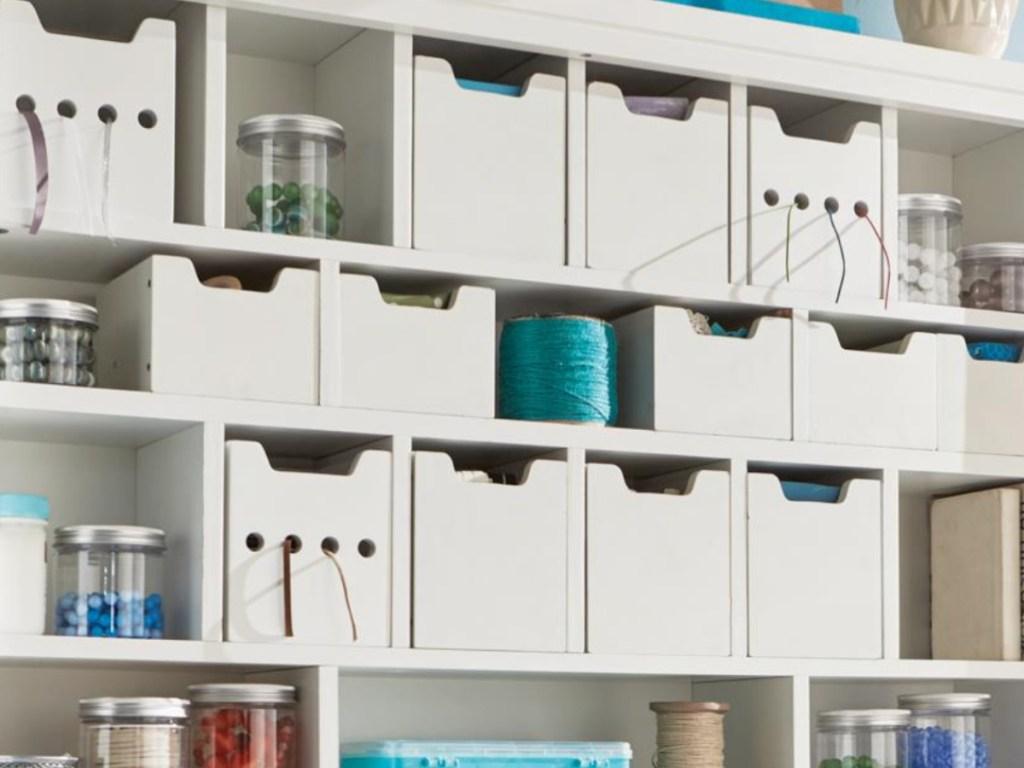 Martha Stewart Craft Cubby Home Depot