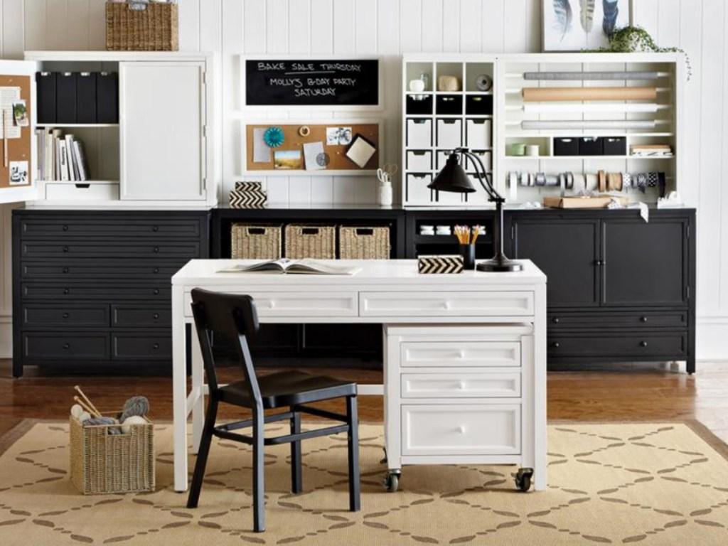 Martha Stewart Craft Desk Home Depot