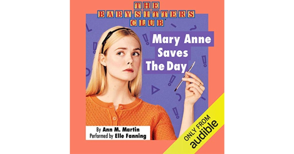 the baby sitters club mary anne saves the day
