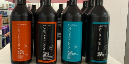 Jumbo Haircare Sets Only $17.99 at JCPenney | Matrix, JOICO & More