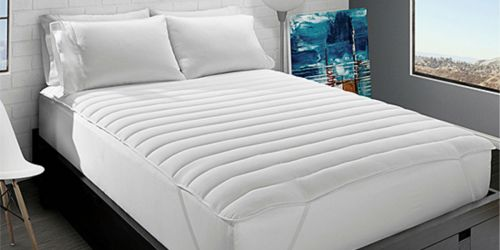 Cloud-Soft Mattress Pads Only $18.99 at Zulily – ALL Sizes! (Waterproof & Hypoallergenic)