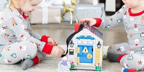 Melissa & Doug Wooden Doorbell Dollhouse Only $15.99 at Amazon (Regularly $30)