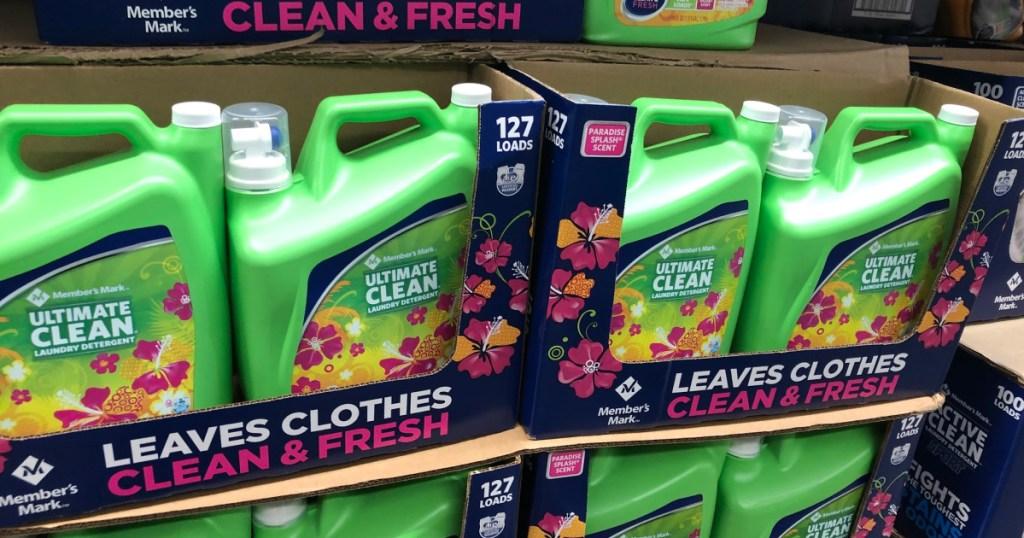 Member's Mark Laundry Detergent (1)