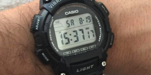 Casio Men's Digital Watches Only $12.57 Shipped for Kohl's Cardholders (Regularly $35)