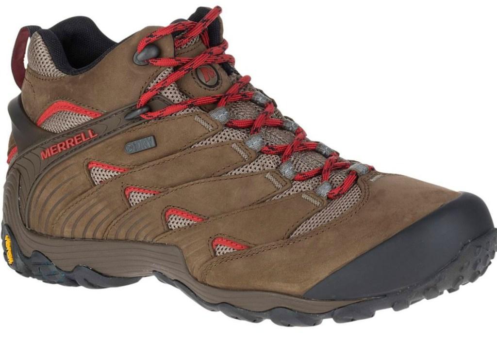 merrell mens boots