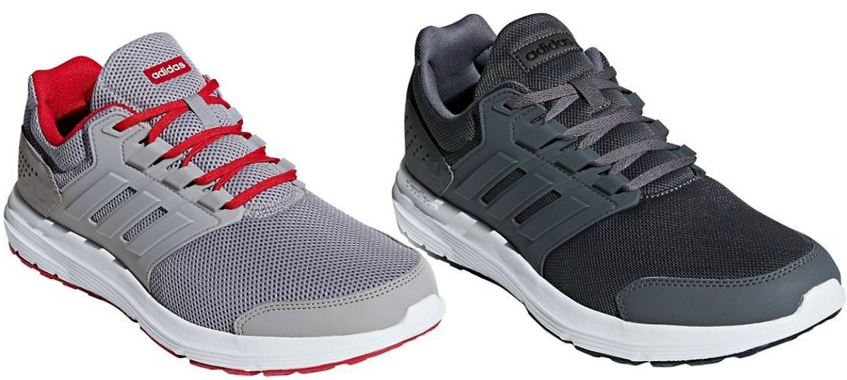 adidas Men's Galaxy Running Shoes Only