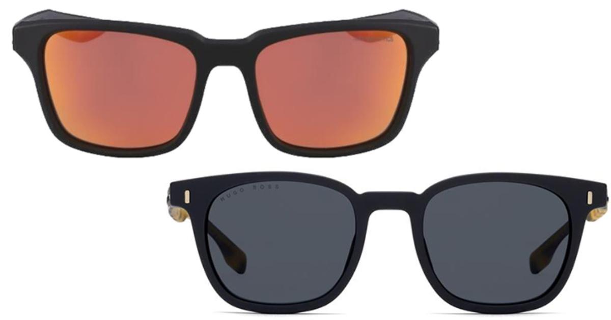 2 pairs of mens designer sunglasses