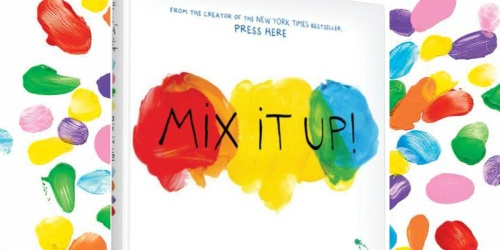 Mix It Up Interactive Toddler Book Only $6 – Awesome Reviews