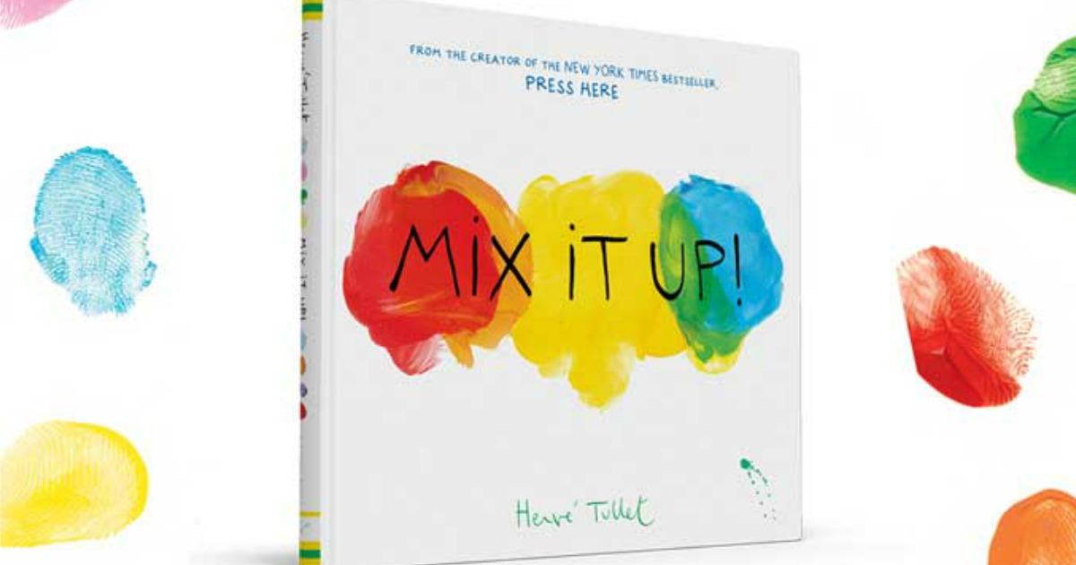 cover of Mix it Up! book
