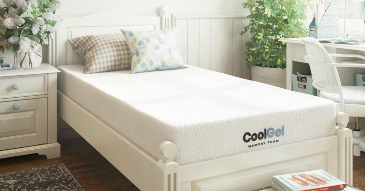Cool Gel 8 Quot Memory Foam Mattress As Low As 104 Shipped At