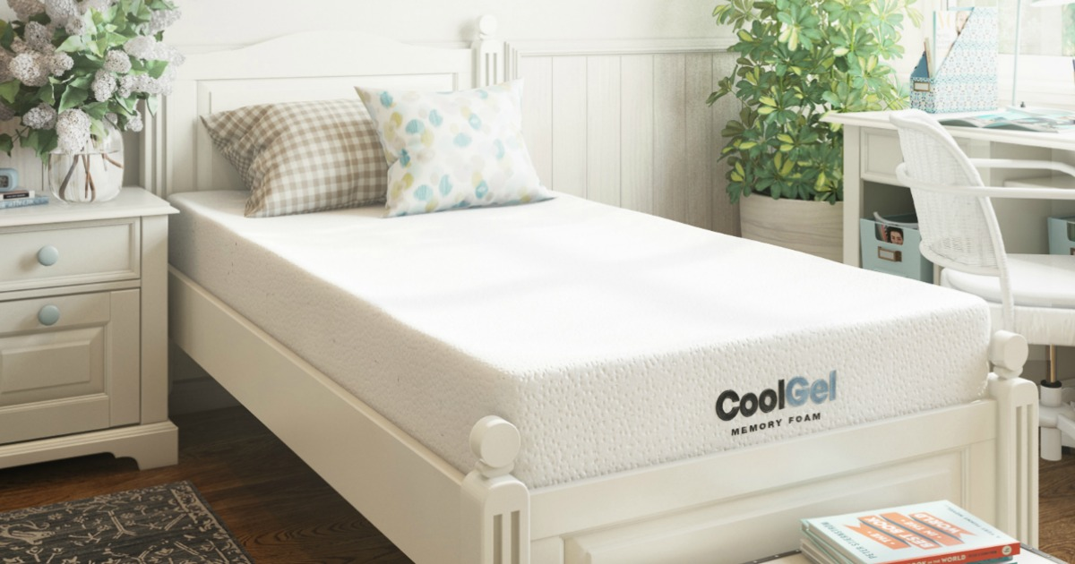 Cool Gel 8 Memory Foam Mattress As Low As 104 Shipped At Walmart