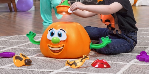 Step2 My First Jack-O-Lantern Toy Set Only $22.99 at Zulily