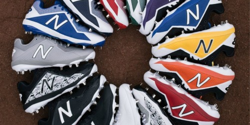 New Balance Kids Cleats as Low as $18 Shipped (Regularly $44+)