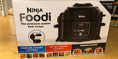Ninja Foodi Pressure Cooker/ Air Fryer Only $139 Shipped on Walmart.com (Regularly $229)