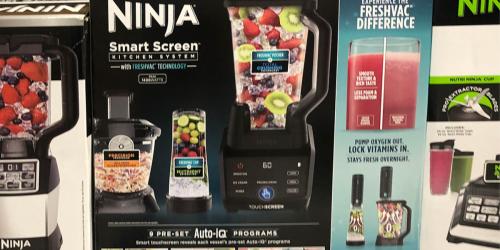 Ninja Smart Screen Blender DUO w/ FreshVac Only $99.99 Shipped (Regularly $170)