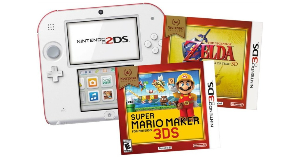 Free Nintendo 3ds Video Game W Nintendo 2ds Purchase At Best Buy Hip2save