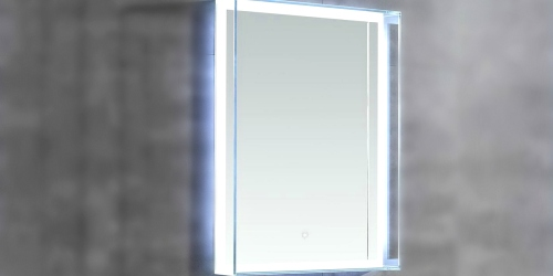 Lighted LED Bathroom Mirror Only $99 Shipped at Lowe's (Regularly $379)
