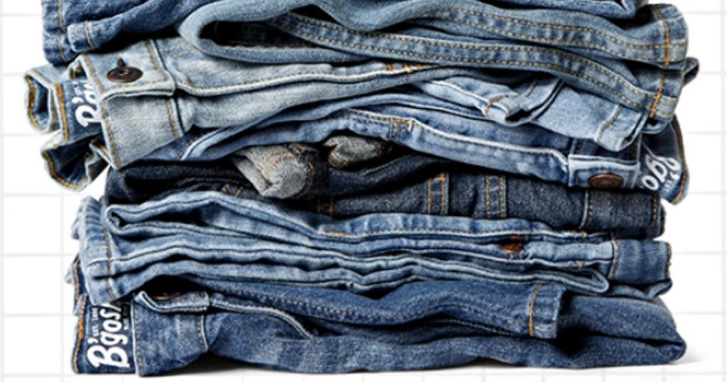 kids oshkosh jeans