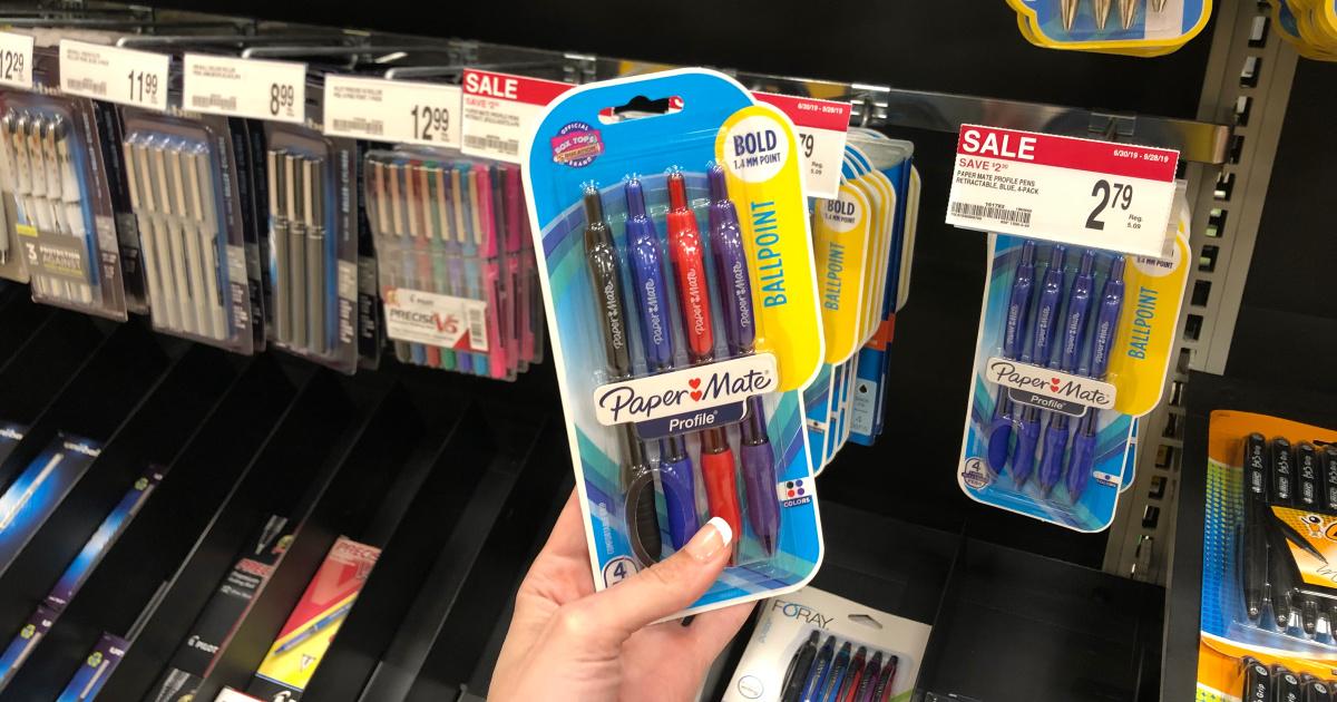 Paper Mate Pens