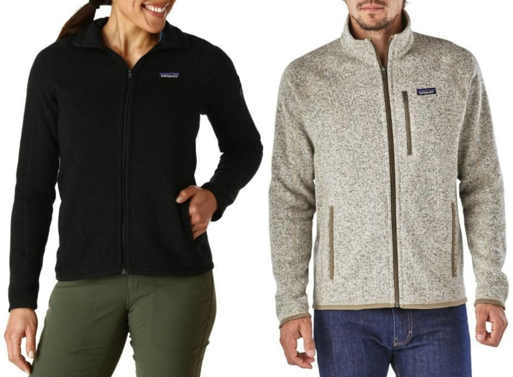 Patagonia Better Sweater Fleece Jackets